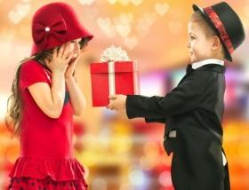 подарки для детей во Львове